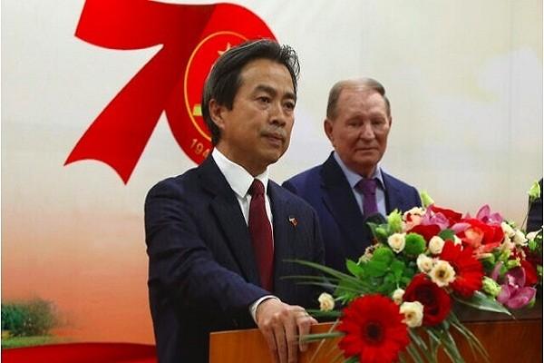 Nguyen nhan cai chet cua Dai su Trung Quoc tai Israel