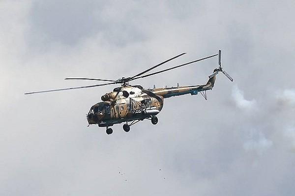 Nga: Roi may bay truc thang quan su, phi hanh doan thiet mang
