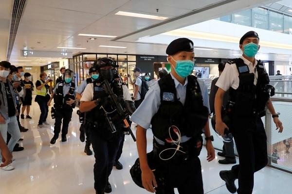 SCMP: Trung Quoc dai luc sap ra luat an ninh cho Hong Kong