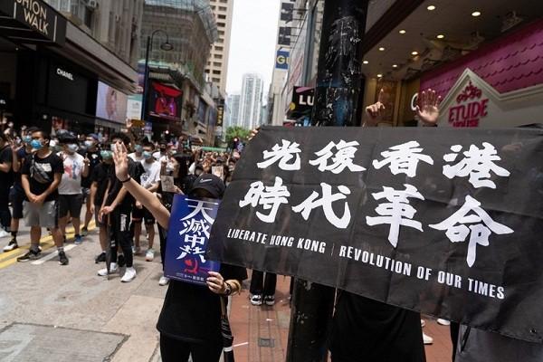 Ngoai truong My: Hong Kong khong con la khu tu tri