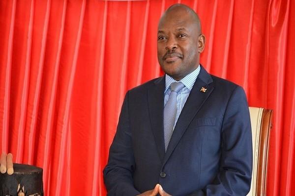 Tong thong Burundi dot ngot qua doi o tuoi 57