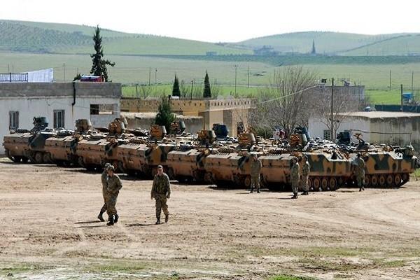 140 binh si Tho Nhi Ky nhiem COVID-19 tai Syria