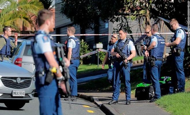 Canh sat bi ban chet khi ra lenh dung xe o New Zealand