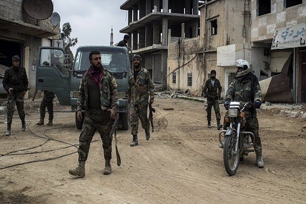 Israel oanh kich du doi Quan doi Syria, nhieu binh si thuong vong?