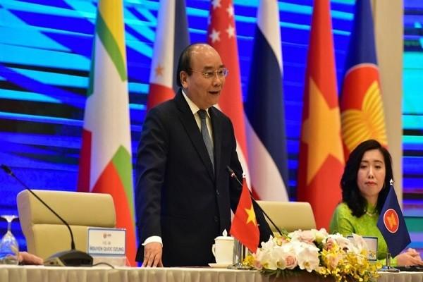 Bao chi quoc te danh gia cao ve Hoi nghi cap cao ASEAN 36