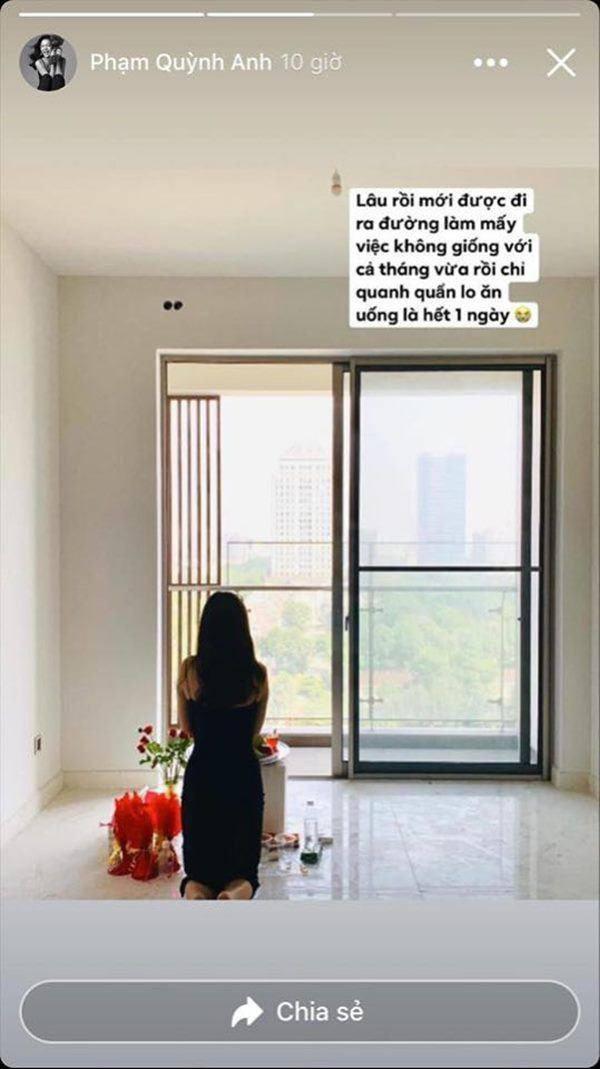 2 my nhan V-biz ten Quynh Anh lam single mom-Hinh-2