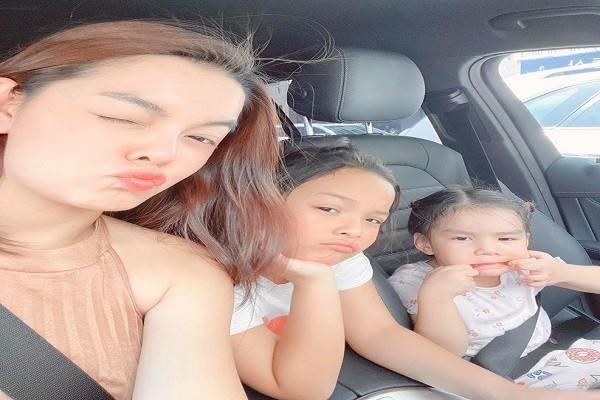 2 my nhan V-biz ten Quynh Anh lam single mom-Hinh-4