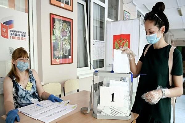 76% nguoi Nga ung ho cac sua doi Hien phap