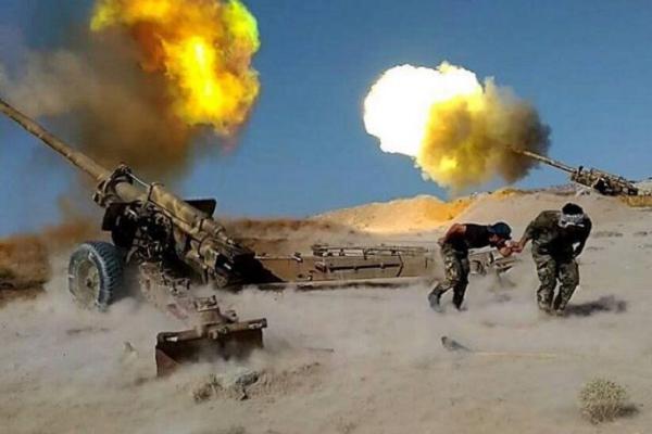 Quan doi Syria giao tranh ac liet voi khung bo tai Nam Idlib