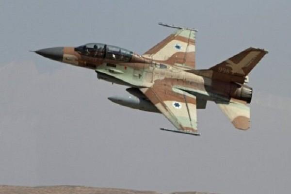 Israel khong kich du doi Quan doi Syria tai Damascus