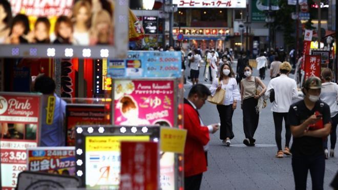 COVID-19: Ca nhiem o Tokyo tang ky luc, Anh tai phong toa mot phan