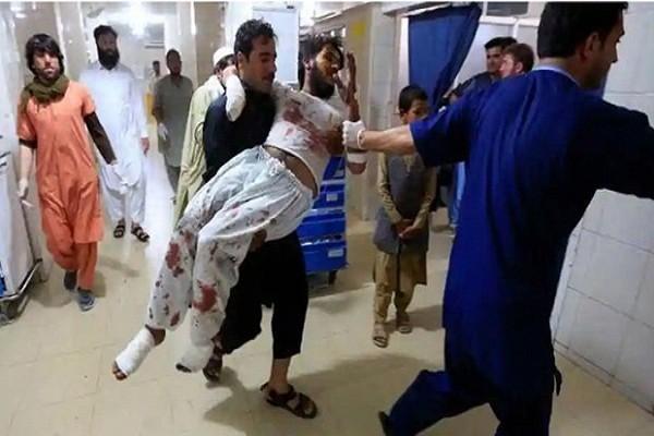Phien quan IS tan cong nha tu o Afghanistan, 20 nguoi thiet mang