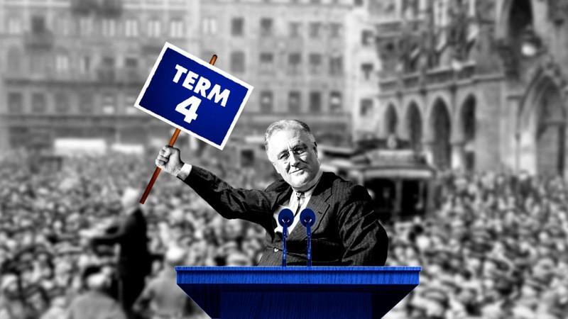 Franklin D. Roosevelt – Tong thong duy nhat cua My 4 lan dac cu-Hinh-2