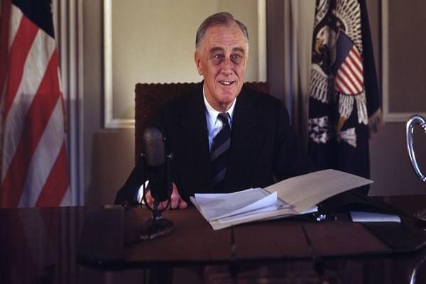Franklin D. Roosevelt – Tong thong duy nhat cua My 4 lan dac cu