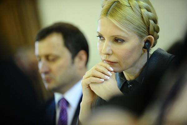 Cuu Thu tuong Ukraine Yulia Tymoshenko nhiem COVID-19