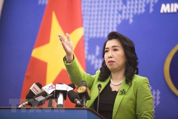 Trung Quoc tap tran o Hoang Sa la vi pham chu quyen cua Viet Nam