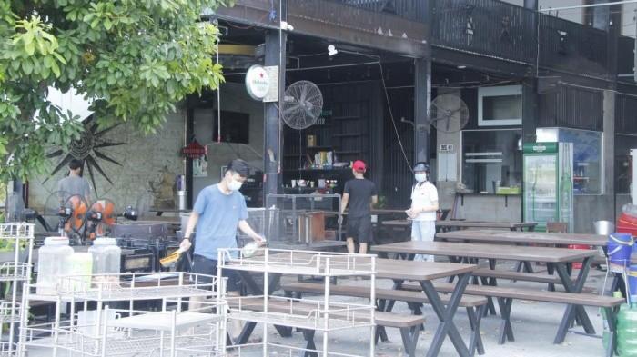 Da Nang: Nha hang don dep cho don khach sau thoi gian dai chong dich-Hinh-3