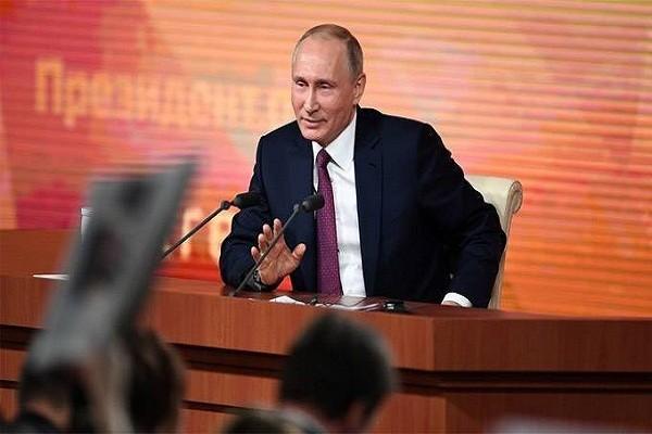 Ong Putin duoc de cu giai Nobel Hoa binh
