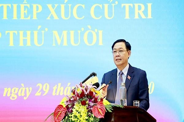 Bi thu Thanh uy Ha Noi: Giai quyet kien nghi cua cu tri khong noi suong, noi la lam-Hinh-2