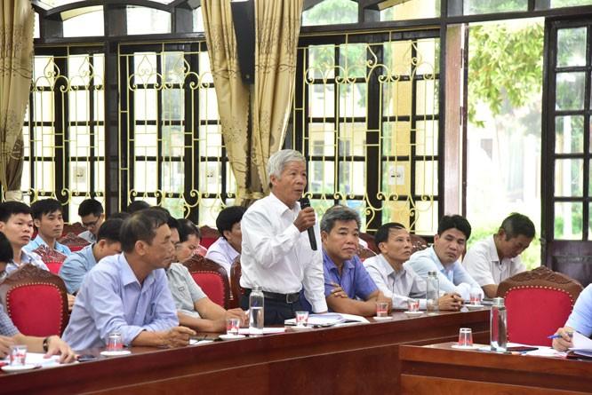 Bi thu Thanh uy Ha Noi: Giai quyet kien nghi cua cu tri khong noi suong, noi la lam