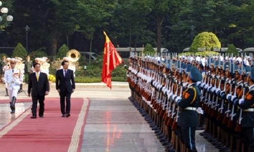 Nhin lai nhung chuyen tham Viet Nam cua cac Thu tuong Nhat Ban-Hinh-9