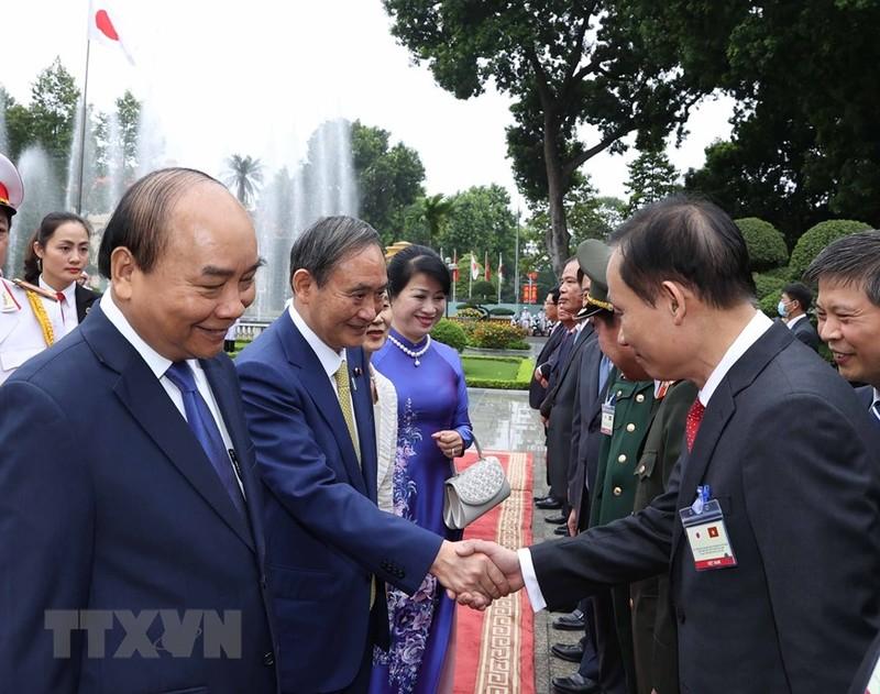 Thu tuong Nguyen Xuan Phuc chu tri Le don Thu tuong Nhat Ban-Hinh-12