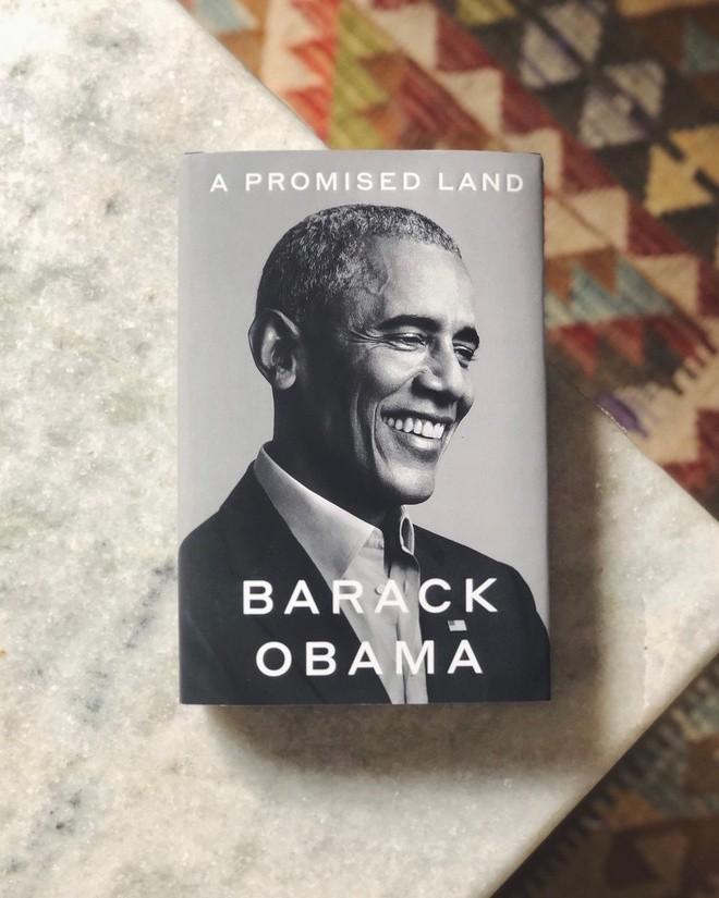 "Ong Obama viet sach, hoi ky kiem tien ""khung"" ra sao?"