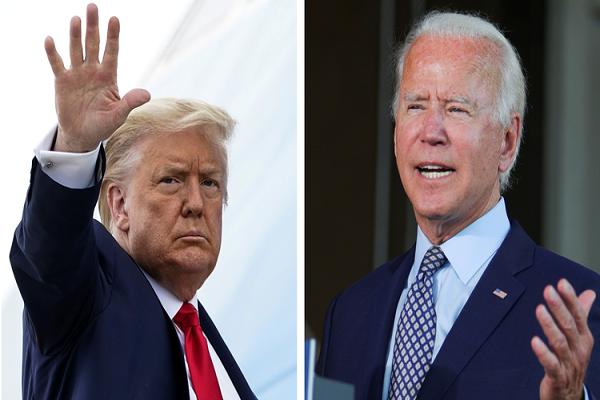 Chinh quyen Trump san sang chuyen giao quyen luc, phia ong Biden noi gi?