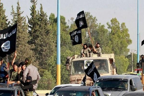 Khung bo IS tan cong du doi Quan doi Syria tai chien truong Hama