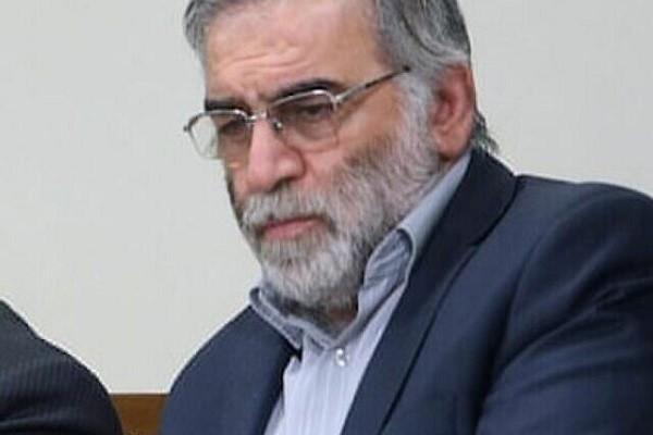 Nha khoa hoc hat nhan hang dau cua Iran bi am sat tu vong