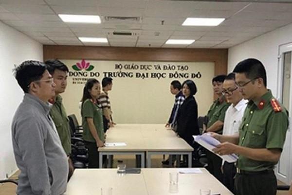DH Dong Do cap bang gia: Bo GD&DT buong long quan ly, de cap duoi