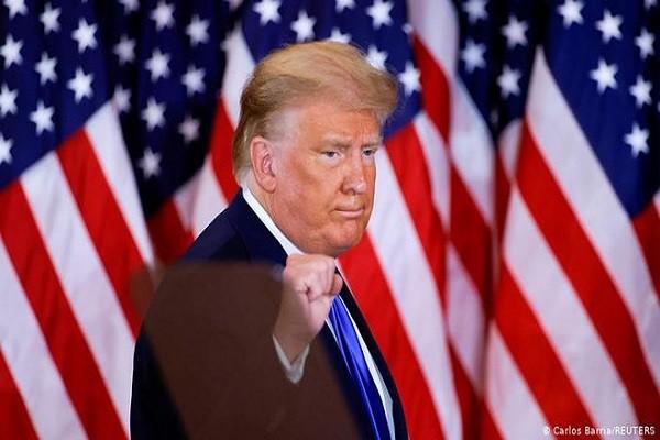 Ong Trump cang kien cang thua: Con hy vong tai dac cu?