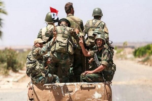 Quan doi Syria dieu tiep vien hung hau toi Nam Idlib, sap danh lon?