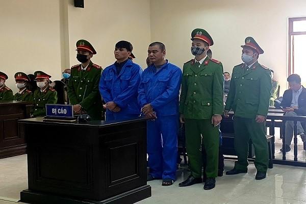 Vu an chan tien hoa tang o Nam Dinh: Tuyen an Tran Dai Thuy
