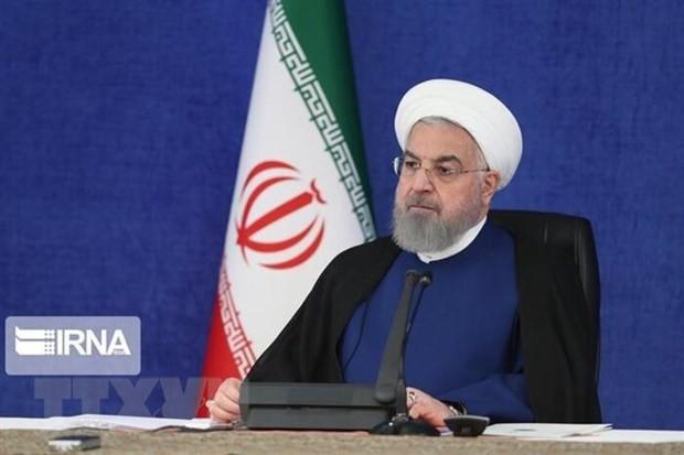 Iran tuyen bo san sang tai tuan thu nhung cam ket hat nhan