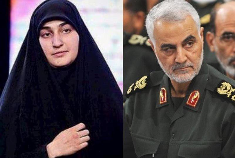 """Con gai tuong bi giet Soleimani """"mo xe"""" quan he My-Iran thoi ong Biden"""