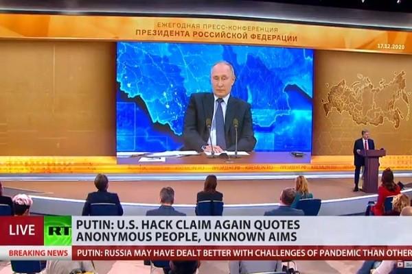 Nha lanh dao Nga Putin noi ve chuyen ra tranh cu tong thong nam 2024