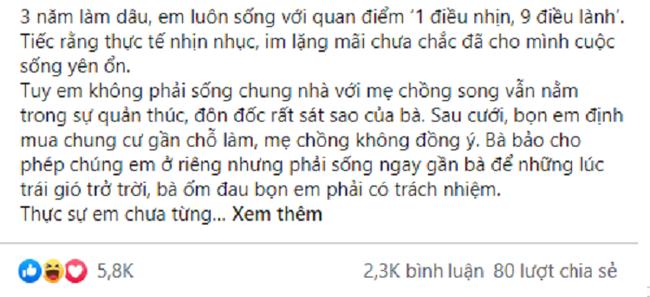 """Me chong dan con trai: """"De y khong vo bon het cho nha ngoai"""""""