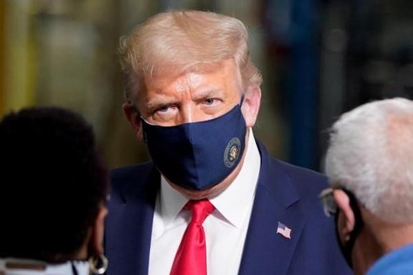 Ong Trump khang dinh co bieu tinh du doi ngay chung nhan phieu dai cu tri