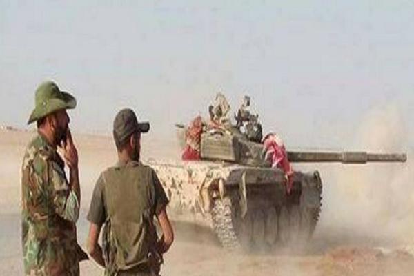 Quan doi Syria dap tan cuoc tan cong cua khung bo HTS tai Idlib