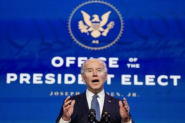 Tong thong dac cu My Joe Biden hoan tat chon thanh vien noi cac moi