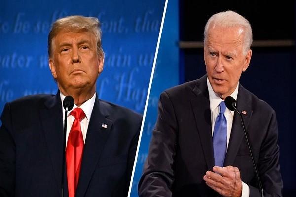 Tong thong Trump tuyen bo se khong du le nham chuc cua ong Biden