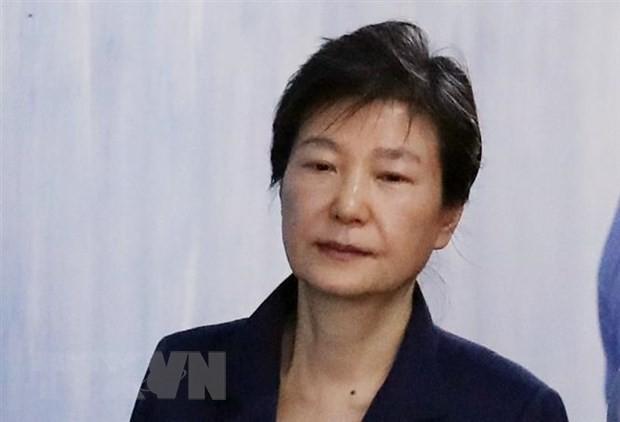 Toa an Han Quoc y an 20 nam tu voi cuu Tong thong Park Geun-hye