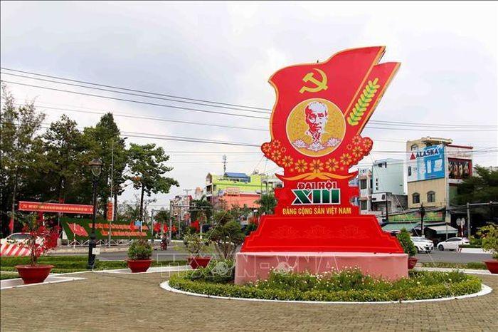 Dai hoi XIII cua Dang: Chu tich Dang Cong san Lien Bang Nga gui thu chuc mung