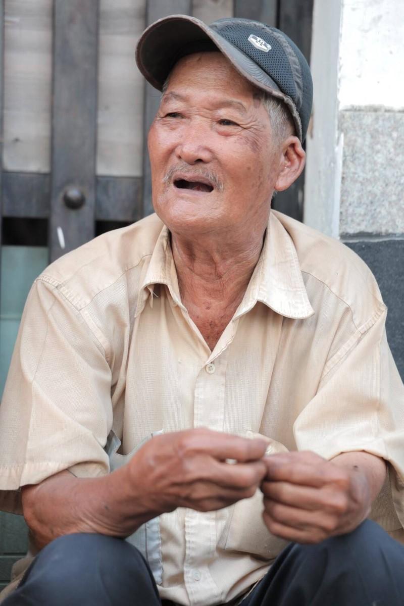 Canh ngheo kho cua cu ong gan 50 nam ban keo bong gon