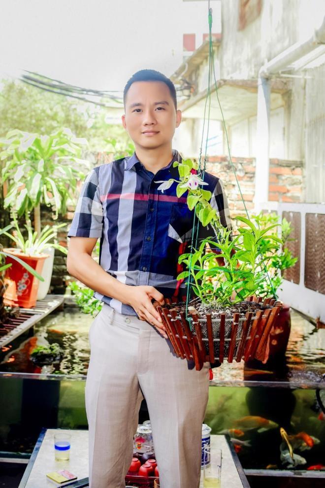 Chang trai tre Cong Hau so huu vuon lan dot bien quy hiem-Hinh-5