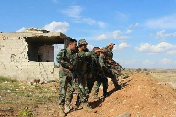 Bi an luc luong am sat Thong doc o Syria