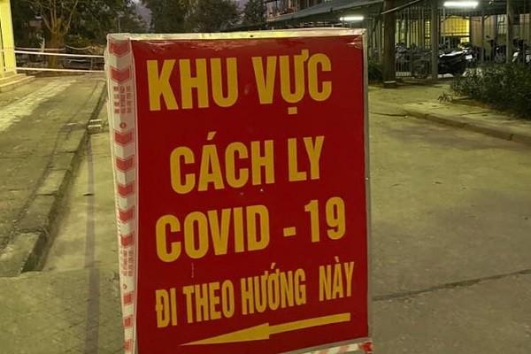 Chieu 6/2, co 4 ca mac COVID-19 trong cong dong