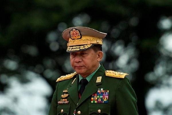 Thong tuong Myanmar Aung Hlaing cam ket trao tra quyen luc sau bau cu