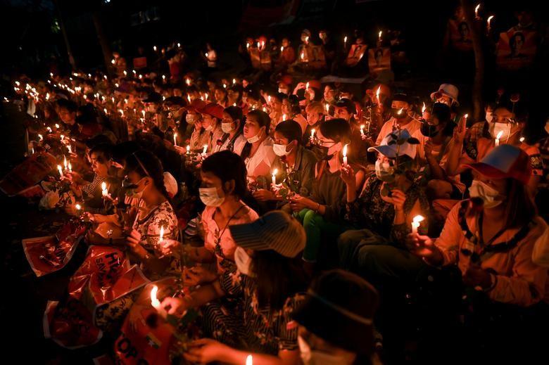 "Bieu tinh o Myanmar: Khi nao moi ""ha nhiet""?-Hinh-12"